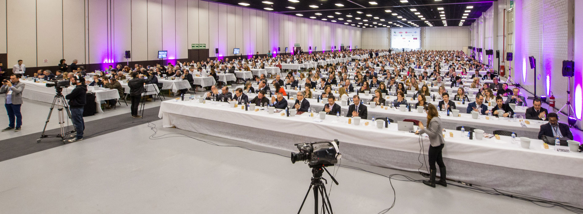 Um encontro de união e trabalho em prol do desenvolvimento